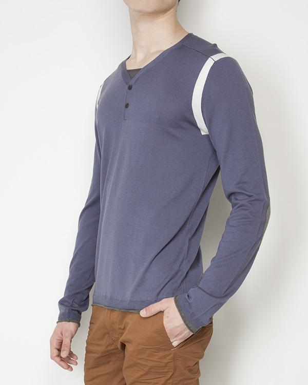 мужская пуловер PAOLO PECORA, сезон: лето 2013. Купить за 6400 руб.   Фото 2