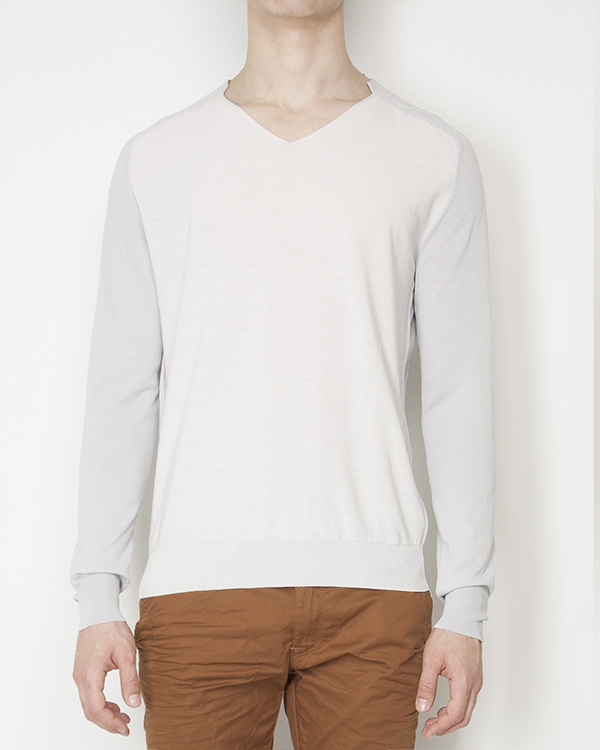 мужская пуловер PAOLO PECORA, сезон: лето 2013. Купить за 4700 руб. | Фото $i