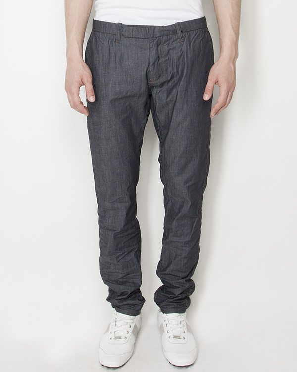 мужская брюки PAOLO PECORA, сезон: лето 2013. Купить за 5600 руб. | Фото $i