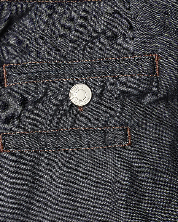 мужская брюки PAOLO PECORA, сезон: лето 2013. Купить за 5600 руб. | Фото 4