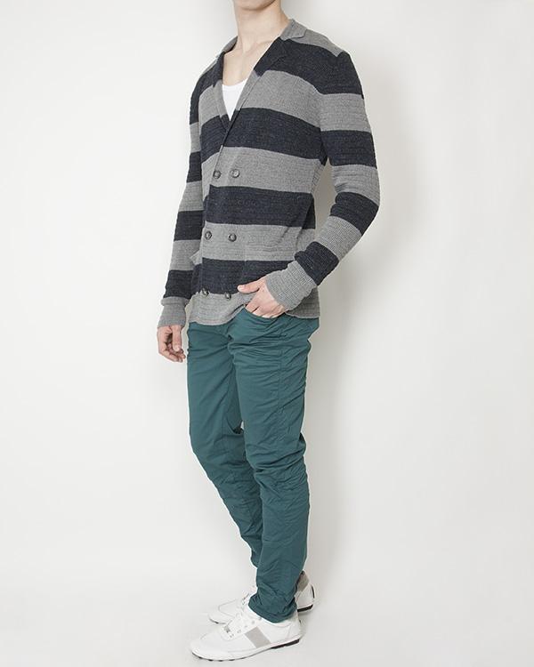 мужская брюки PAOLO PECORA, сезон: лето 2013. Купить за 4900 руб.   Фото 3