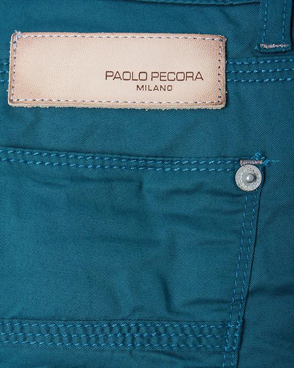 мужская брюки PAOLO PECORA, сезон: лето 2013. Купить за 4900 руб.   Фото 4