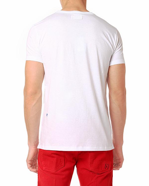 мужская футболка PAOLO PECORA, сезон: лето 2014. Купить за 3500 руб. | Фото 2