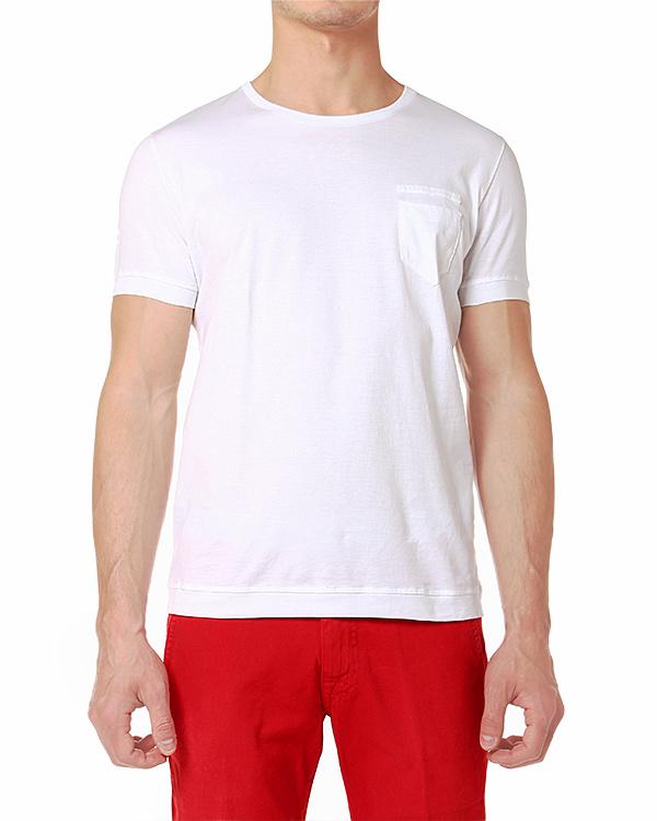 мужская футболка PAOLO PECORA, сезон: лето 2014. Купить за 4100 руб. | Фото 1