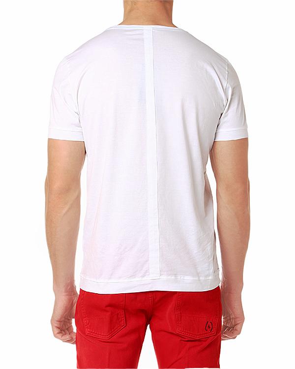 мужская футболка PAOLO PECORA, сезон: лето 2014. Купить за 4100 руб. | Фото 2