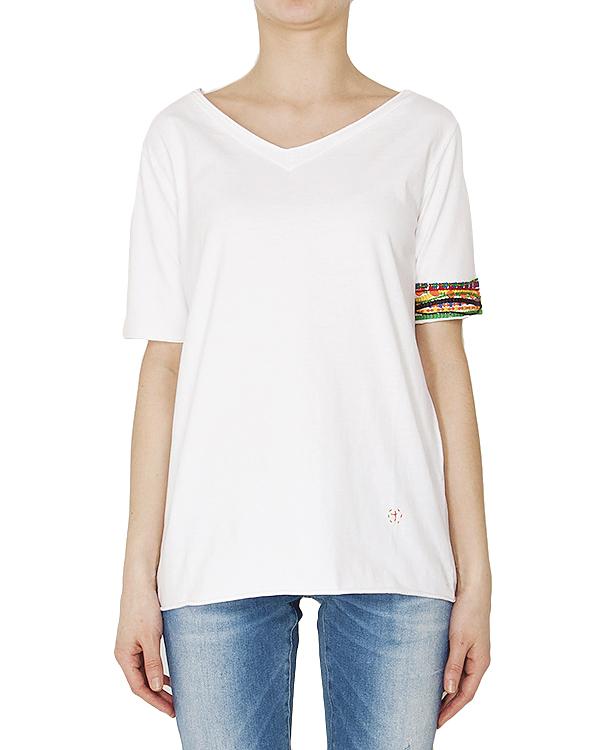 женская футболка (+)People, сезон: лето 2013. Купить за 3500 руб. | Фото 1