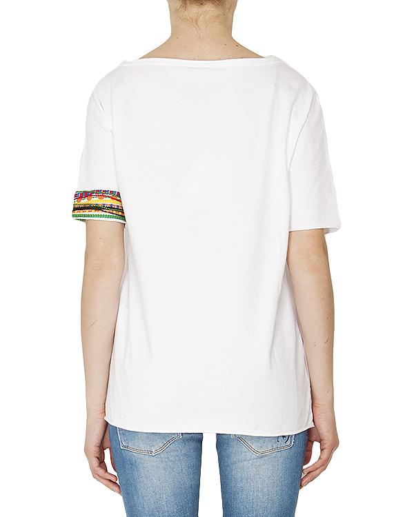 женская футболка (+)People, сезон: лето 2013. Купить за 3500 руб. | Фото 2