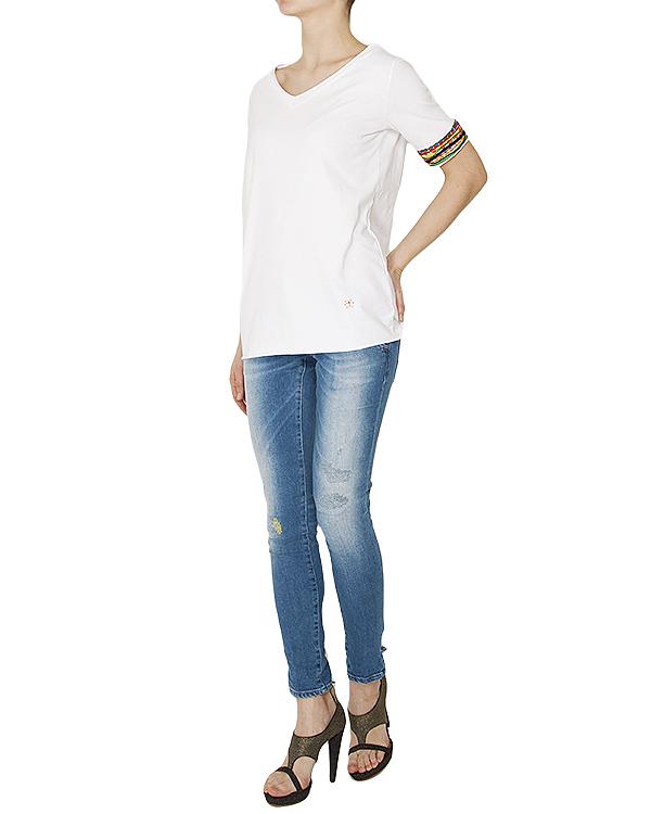 женская футболка (+)People, сезон: лето 2013. Купить за 3500 руб. | Фото 3
