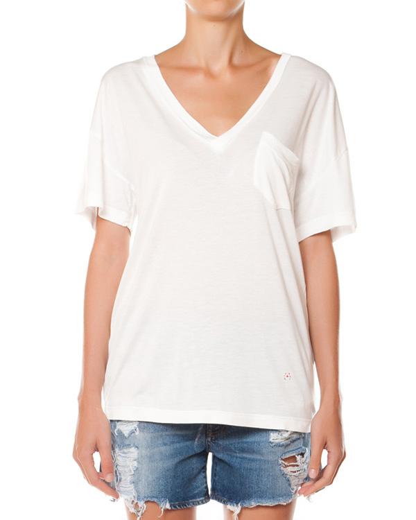 женская футболка (+)People, сезон: лето 2015. Купить за 3200 руб. | Фото 1