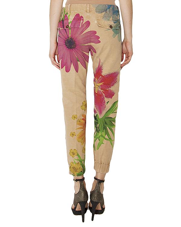 женская брюки (+)People, сезон: лето 2013. Купить за 6000 руб. | Фото 2