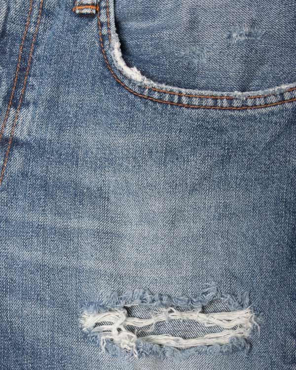 женская джинсы (+)People, сезон: лето 2015. Купить за 11200 руб.   Фото $i