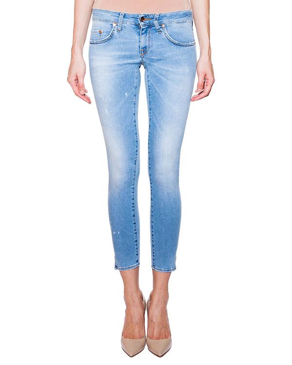 женская джинсы (+)People, сезон: лето 2015. Купить за 10200 руб. | Фото 1