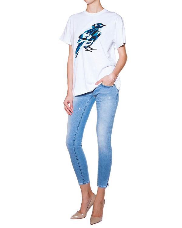 женская джинсы (+)People, сезон: лето 2015. Купить за 10200 руб. | Фото 3