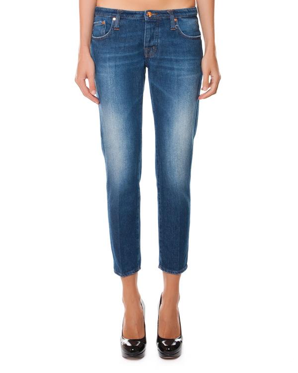 женская джинсы (+)People, сезон: лето 2015. Купить за 8400 руб. | Фото $i