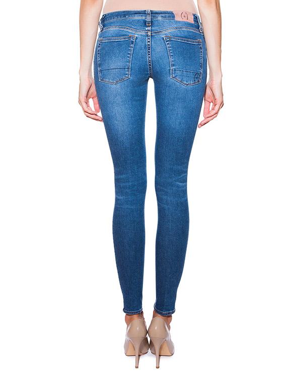женская джинсы (+)People, сезон: лето 2015. Купить за 9100 руб. | Фото 2