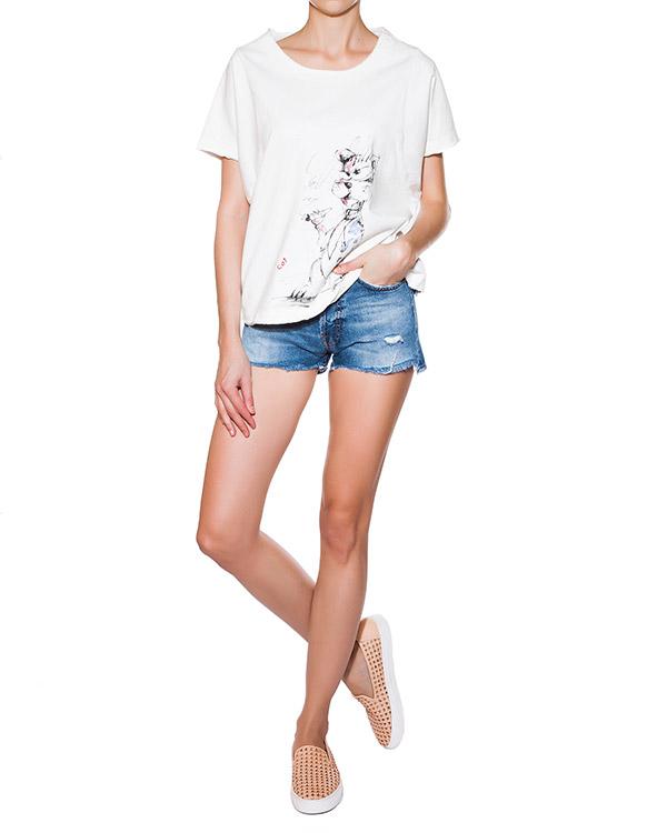 женская шорты (+)People, сезон: лето 2015. Купить за 6900 руб. | Фото $i