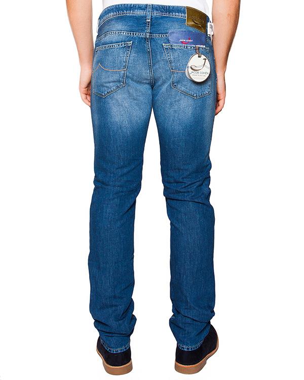 мужская джинсы Jacob Cohen, сезон: лето 2016. Купить за 15800 руб.   Фото 2