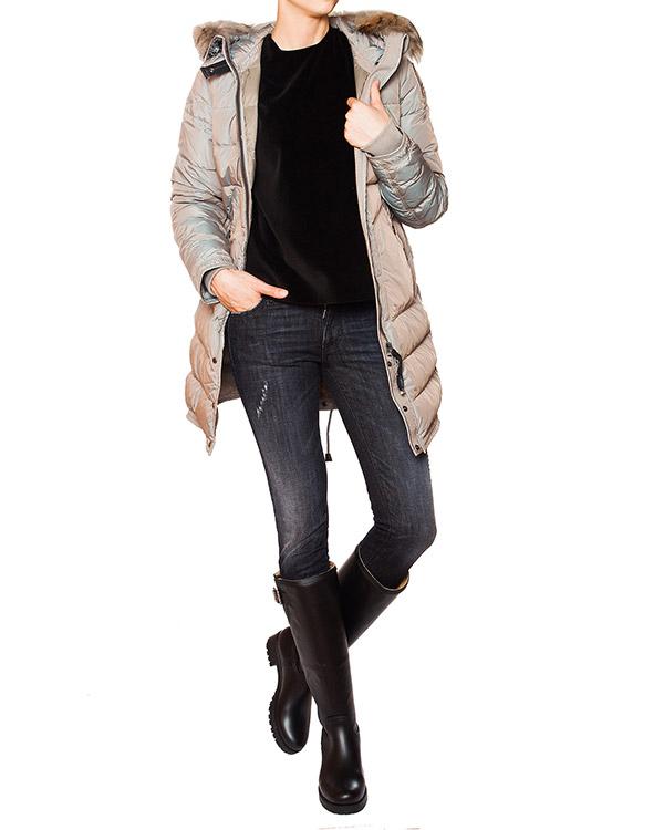 женская пуховик Parajumpers, сезон: зима 2015/16. Купить за 28600 руб.   Фото 3