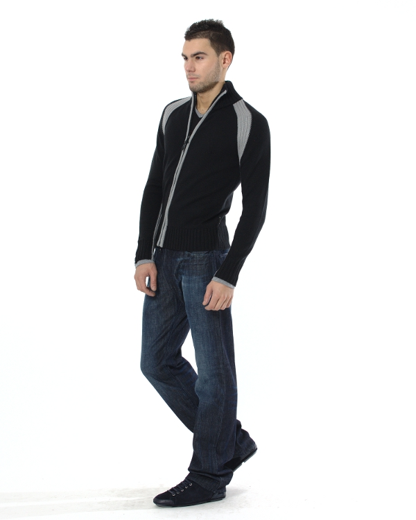 мужская кардиган ARMANI JEANS, сезон: зима 2011/12. Купить за 5700 руб. | Фото $i