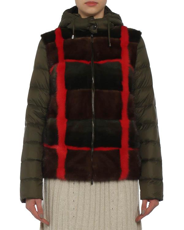 женская куртка P.A.R.O.S.H., сезон: зима 2015/16. Купить за 77300 руб. | Фото 2