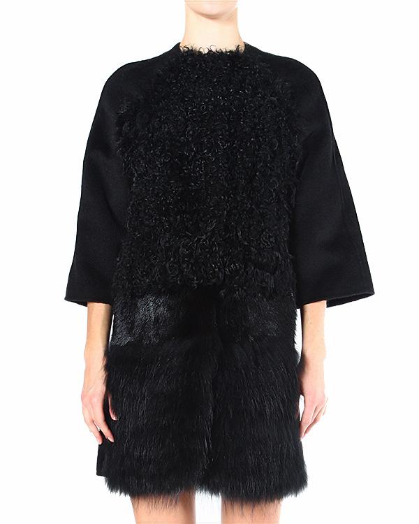 женская пальто P.A.R.O.S.H., сезон: зима 2014/15. Купить за 33200 руб. | Фото $i
