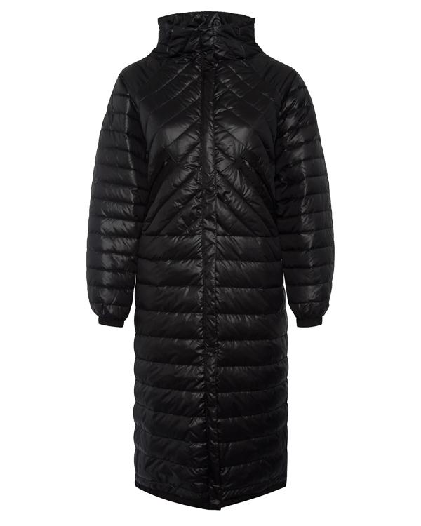 пальто прямого объемного силуэта с карманами артикул R014 марки 5Preview купить за 24600 руб.