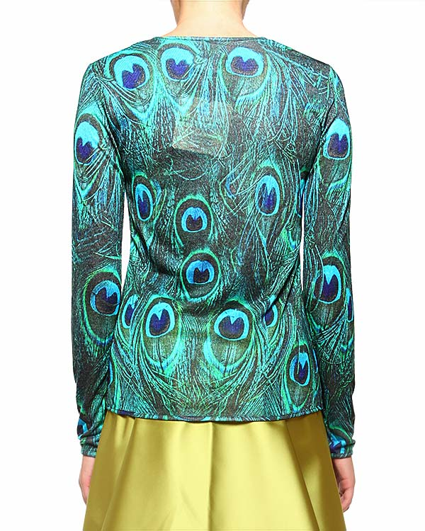 женская футболка Ultra Chic, сезон: зима 2014/15. Купить за 9300 руб. | Фото 2