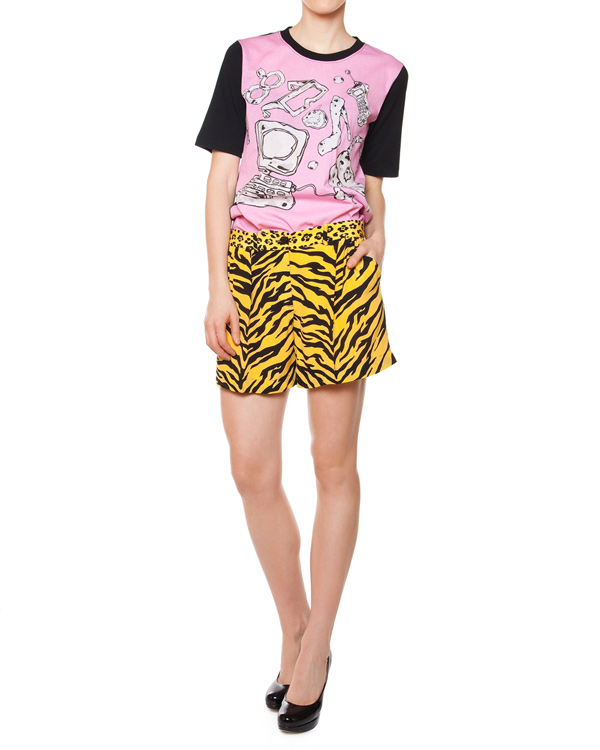 женская футболка CHEAP & CHIC, сезон: лето 2015. Купить за 5600 руб. | Фото 3