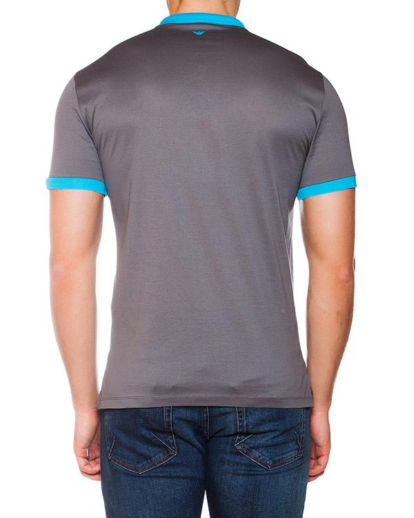 мужская футболка EMPORIO ARMANI, сезон: лето 2015. Купить за 7800 руб. | Фото 2