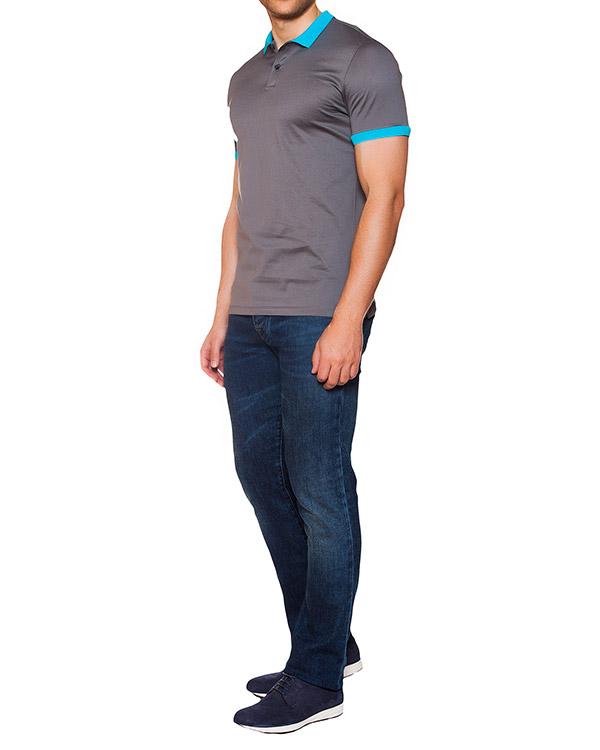 мужская футболка EMPORIO ARMANI, сезон: лето 2015. Купить за 7800 руб. | Фото 3