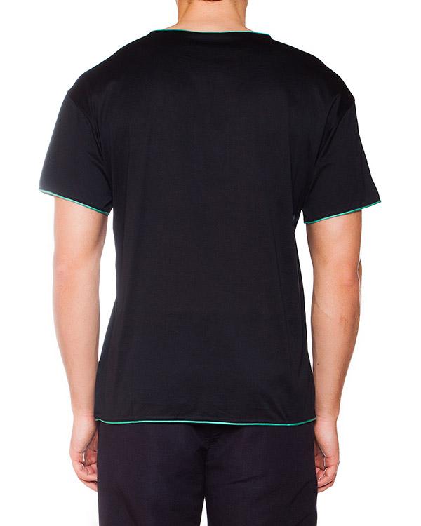 мужская футболка EMPORIO ARMANI, сезон: лето 2015. Купить за 6300 руб. | Фото 2