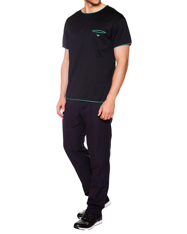 мужская футболка EMPORIO ARMANI, сезон: лето 2015. Купить за 6300 руб. | Фото 3