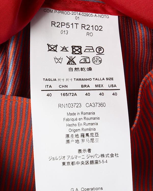 женская шорты EMPORIO ARMANI, сезон: лето 2015. Купить за 9400 руб. | Фото 5