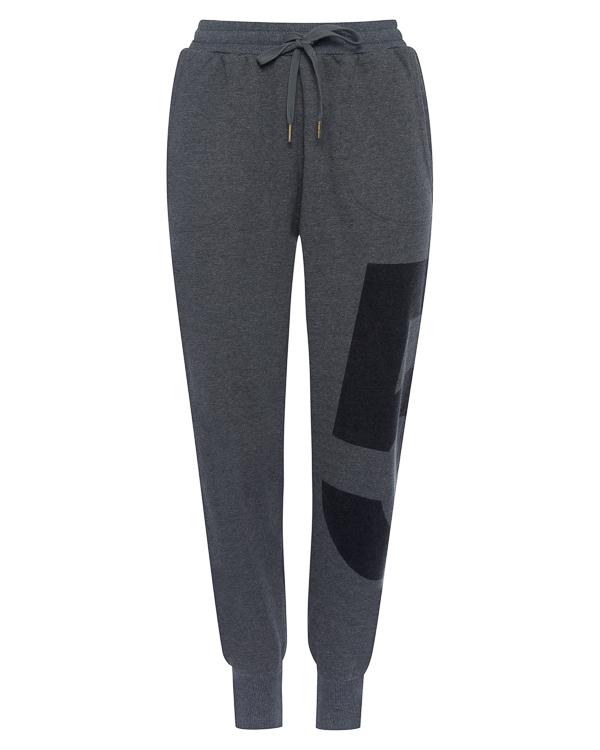 брюки из трикотажного хлопка с принтом  артикул R361 марки 5Preview купить за 8200 руб.