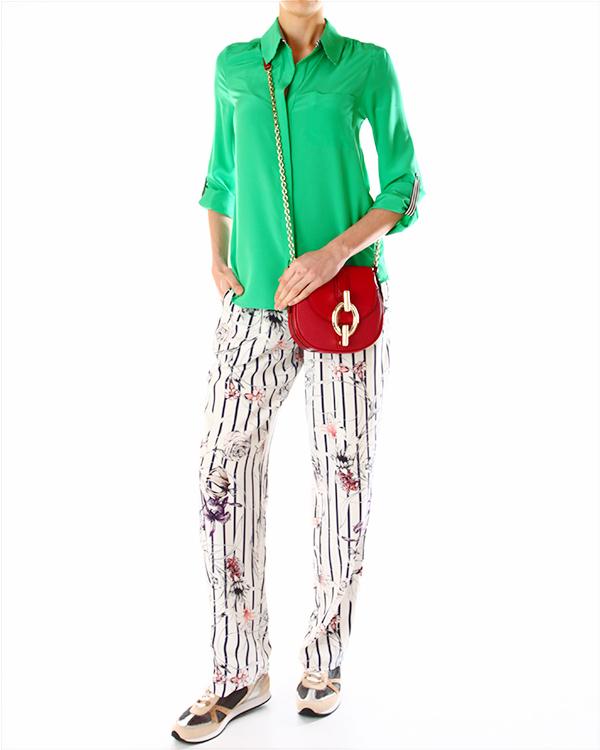 женская брюки Marchesa Voyage, сезон: лето 2014. Купить за 7700 руб. | Фото 3