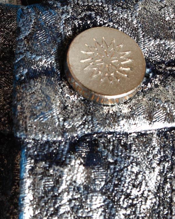 женская джинсы Marchesa Voyage, сезон: лето 2014. Купить за 8500 руб. | Фото 4