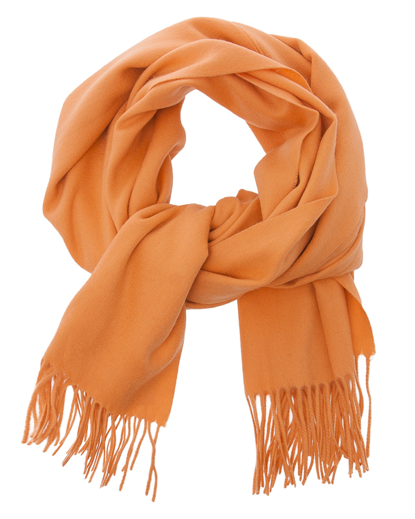 шарф с вышивкой и бахромой артикул R565 марки 5Preview купить за 10000 руб.