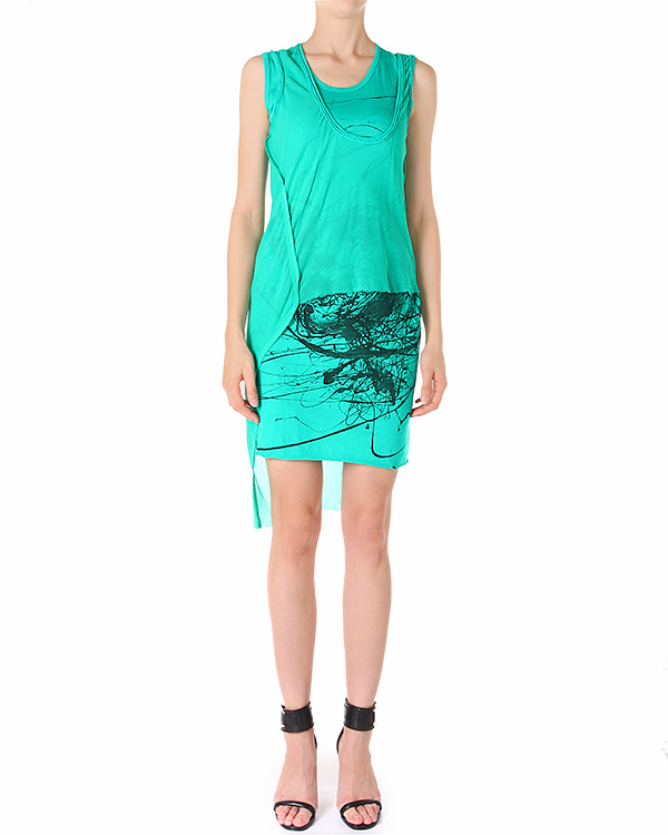 платье  артикул R9AX907/16 марки ROQUE ILARIA NISTRI купить за 20000 руб.