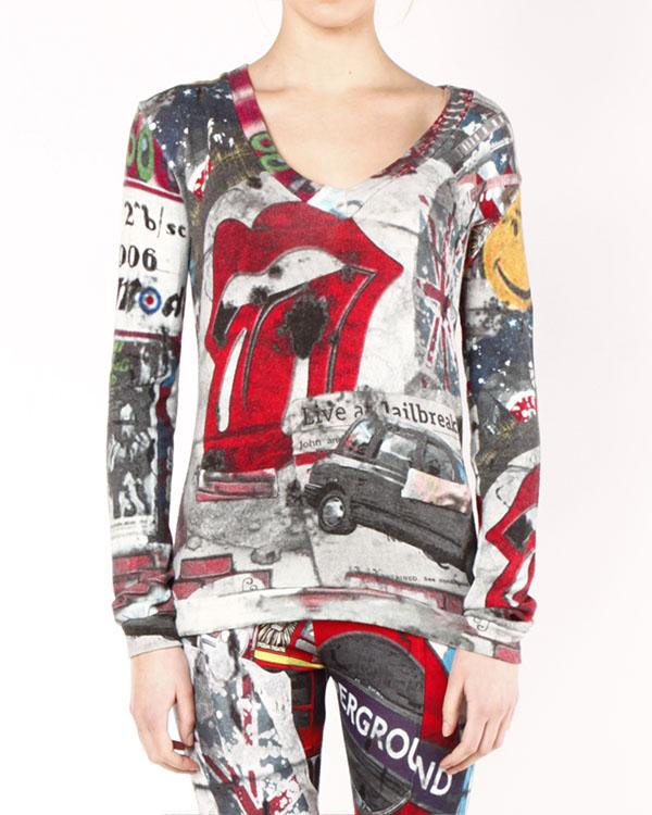 женская пуловер Ultra Chic, сезон: зима 2013/14. Купить за 6200 руб.   Фото $i