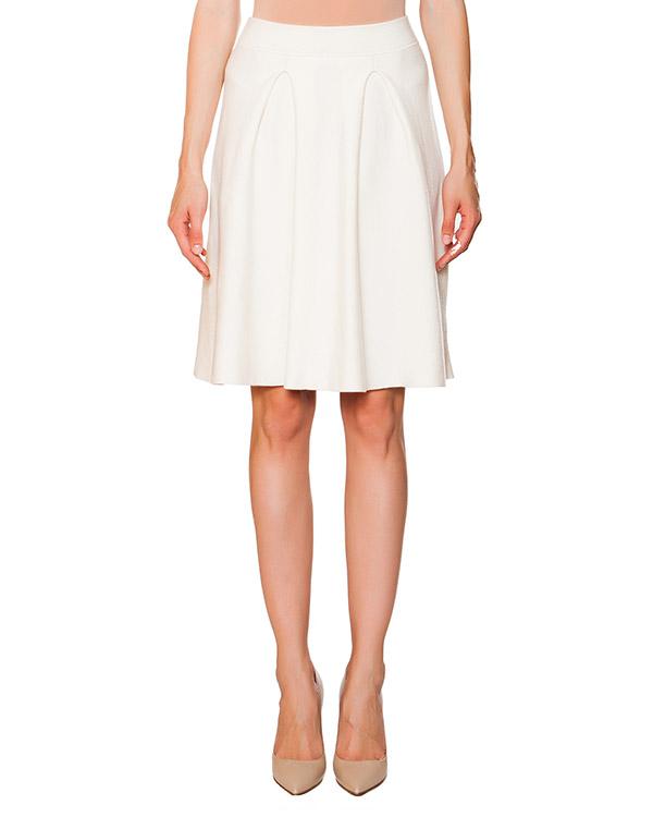 юбка из мягкого трикотажа в складку артикул RAMY560516 марки P.A.R.O.S.H. купить за 5800 руб.