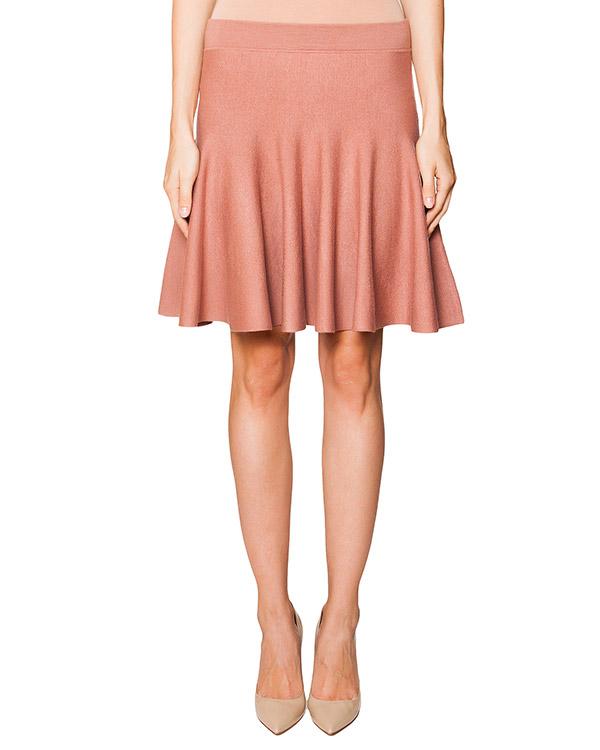 юбка из мягкого полушерстяного трикотажа артикул RAMY560517 марки P.A.R.O.S.H. купить за 7000 руб.