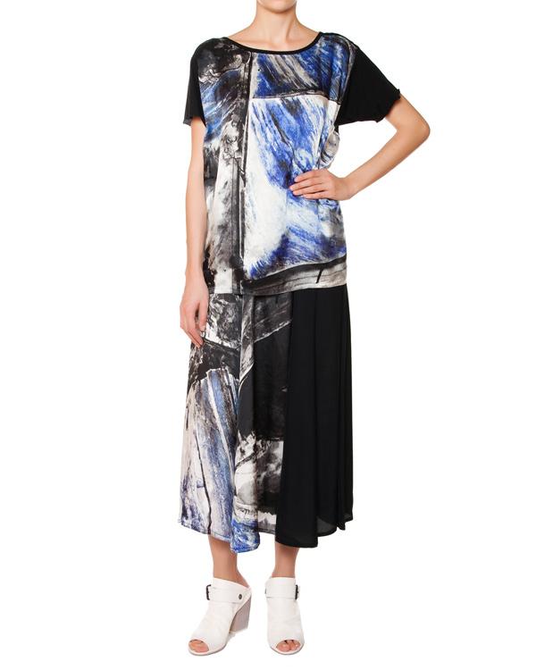 женская юбка ROQUE ILARIA NISTRI, сезон: лето 2015. Купить за 11200 руб. | Фото 3
