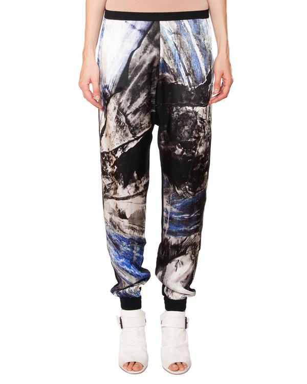 женская брюки ROQUE ILARIA NISTRI, сезон: лето 2015. Купить за 12800 руб. | Фото 1