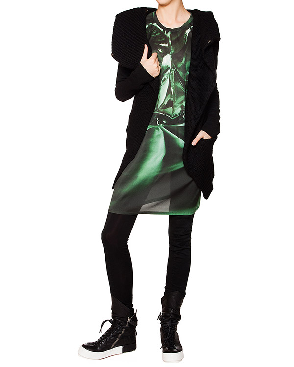 женская платье ROQUE ILARIA NISTRI, сезон: зима 2015/16. Купить за 15500 руб. | Фото 3