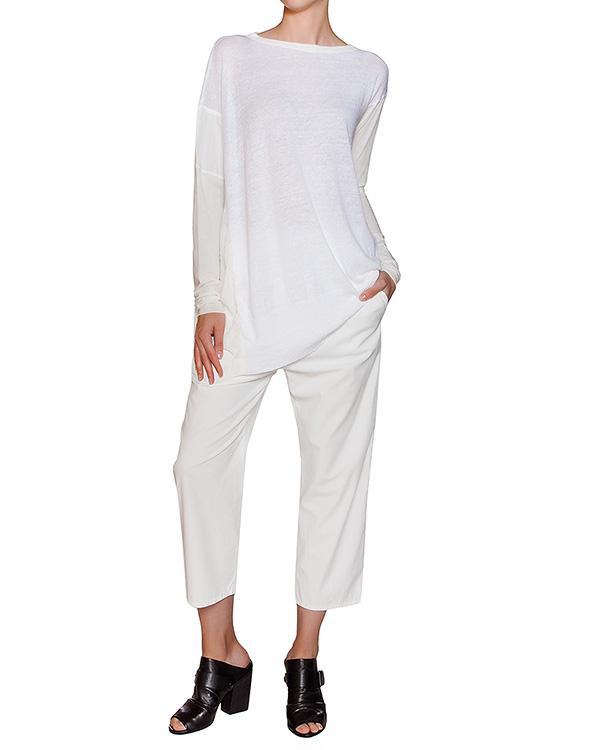 женская брюки ROQUE ILARIA NISTRI, сезон: лето 2016. Купить за 12200 руб. | Фото 3