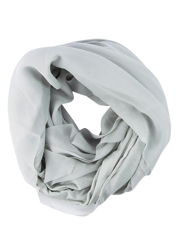 шарф из мягкого хлопка и шелка артикул RDSC376/13 марки ROQUE ILARIA NISTRI купить за 15000 руб.