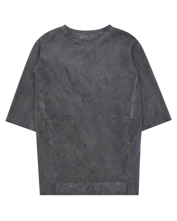 платье спортивного кроя с аппликацией на спине артикул RGAX681/12 марки ROQUE ILARIA NISTRI купить за 22000 руб.
