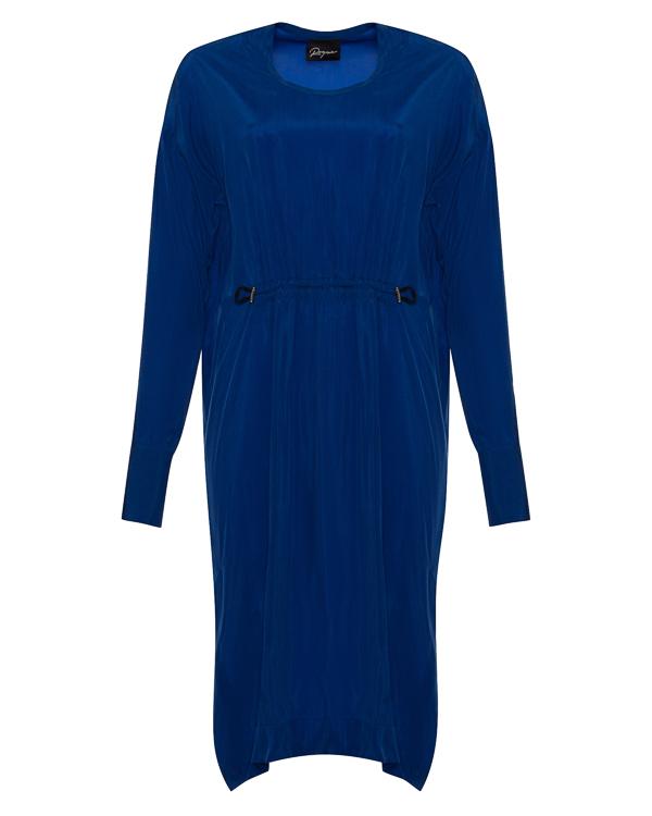 платье асимметричного кроя с удлиненными рукавами артикул RGAY700/9 марки ROQUE ILARIA NISTRI купить за 24300 руб.
