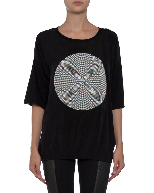 женская футболка ROQUE ILARIA NISTRI, сезон: зима 2017/18. Купить за 17100 руб. | Фото $i