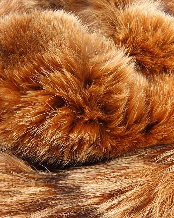 женская мех.воротник P.A.R.O.S.H., сезон: зима 2013/14. Купить за 7100 руб. | Фото 2
